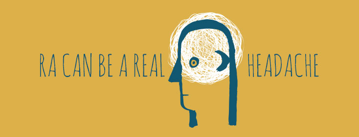 RA Can Be a Real Headache – Literally!