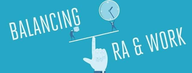 Balancing RA and work