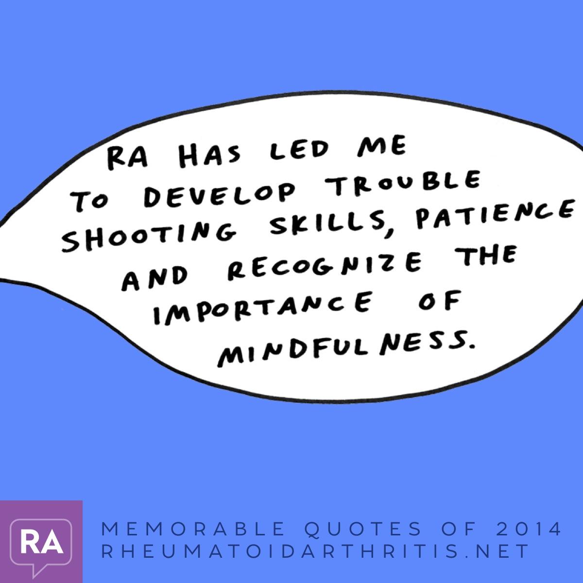 Memorable Quotes Memorable Quotes Of 2014  Rheumatoidarthritis