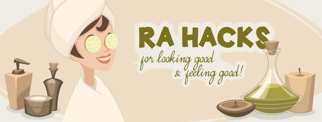 RA Hacks for Looking Good & Feeling Good! image