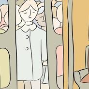 Invisible on the Subway: RA & Public Transportation image