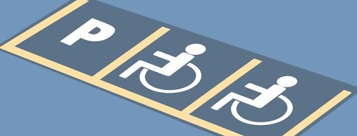 Handicapped Parking Without A Placard image