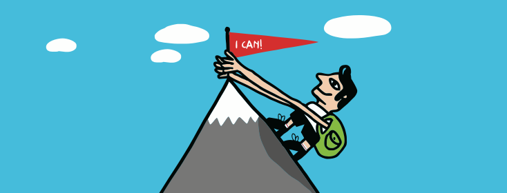 I Can Do This!: RA Affirmations