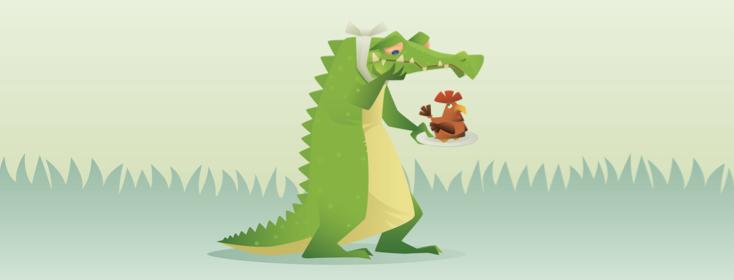 crocodile rheumatism