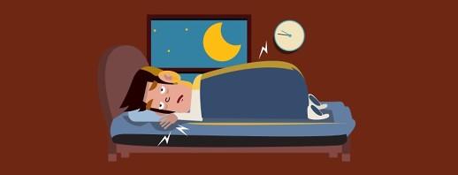 Toss and Turn, Sleep and RA image