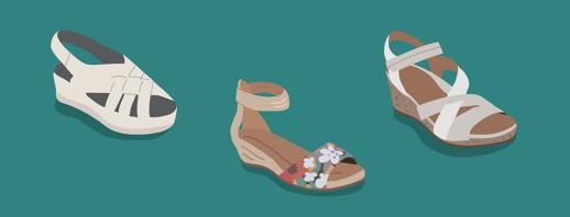 A Pleasant Sandal Surprise image