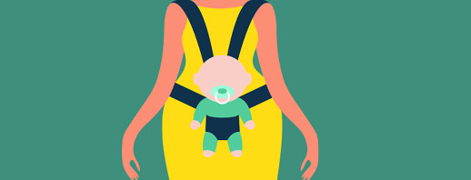 The RA Pregnancy Chronicles: RA Friendly Baby Gear image