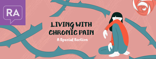 Aching, Throbbing, Always There: RA & Chronic Pain image
