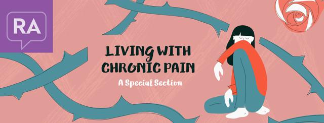 Aching, Throbbing, Always There: RA & Chronic Pain image