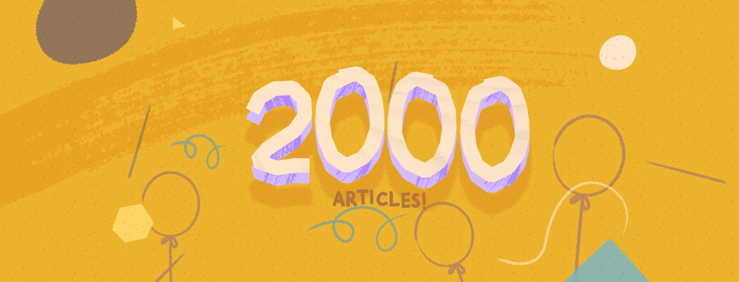 2000th Article!