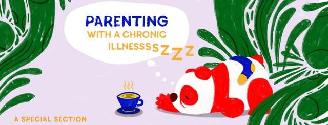 Parenting with Rheumatoid Arthritis image
