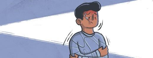 RA and Stress: A Random Fever image