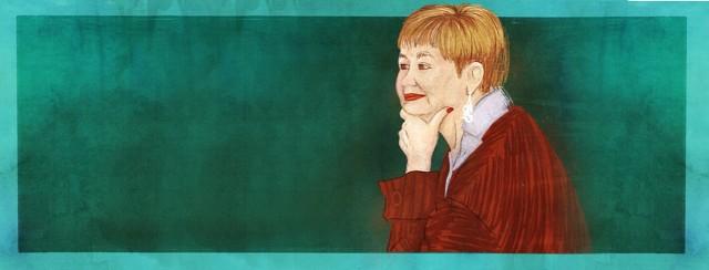 A portrait of RA advocate Carla.