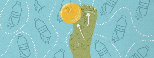 RA and Plantar Fasciitis: What Do Lacrosse Balls and Bottles of Ice Have in Common? image