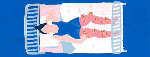 Insomnia and Rheumatoid Arthritis (RA) image